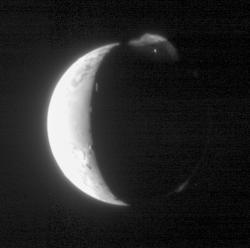 A Midnight Plume