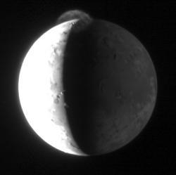 A 'Plumefall' on Io