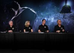 Ultima Thule Flyby Press Briefing