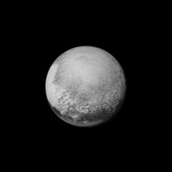 Pluto's Heart