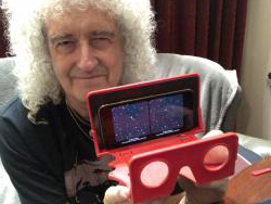 Brian May Uses an OWL Viewer