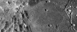 Mountains and Plains on Charon