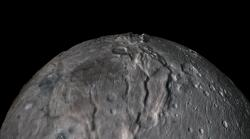 Soaring over Charon