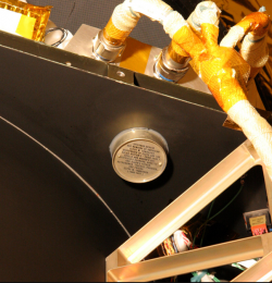 Clyde Tombaugh's Ashes on New Horizons