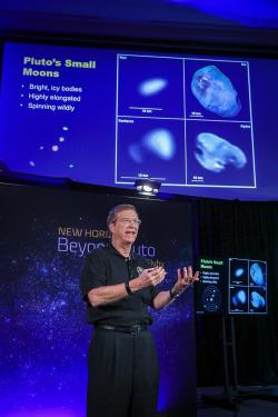 The Summer of Pluto
