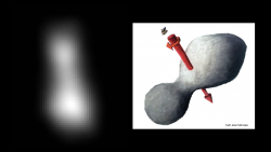 Detecting Ultima Thule's Size and Shape on Approach