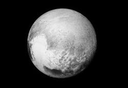 Mapping Pluto's 'Broken Heart'