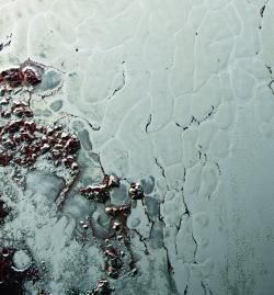 Pluto's Heart: Like a Cosmic 'Lava Lamp'