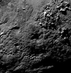 Ice Volcanoes on Pluto?