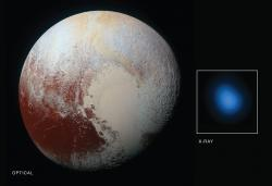 X-Rays from Pluto