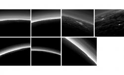 Partly Cloudy on Pluto?