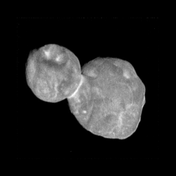Ultima Thule Near Closest Approach