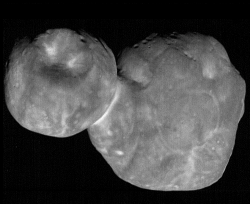Highest Resolution Image of Ultima Thule