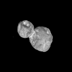 Approach to Ultima Thule