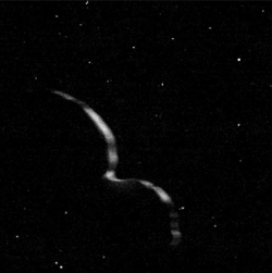 The Truly Odd Shape of Ultima Thule