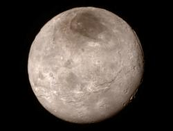 Charon's Surprising Youthful and Varied Terrain