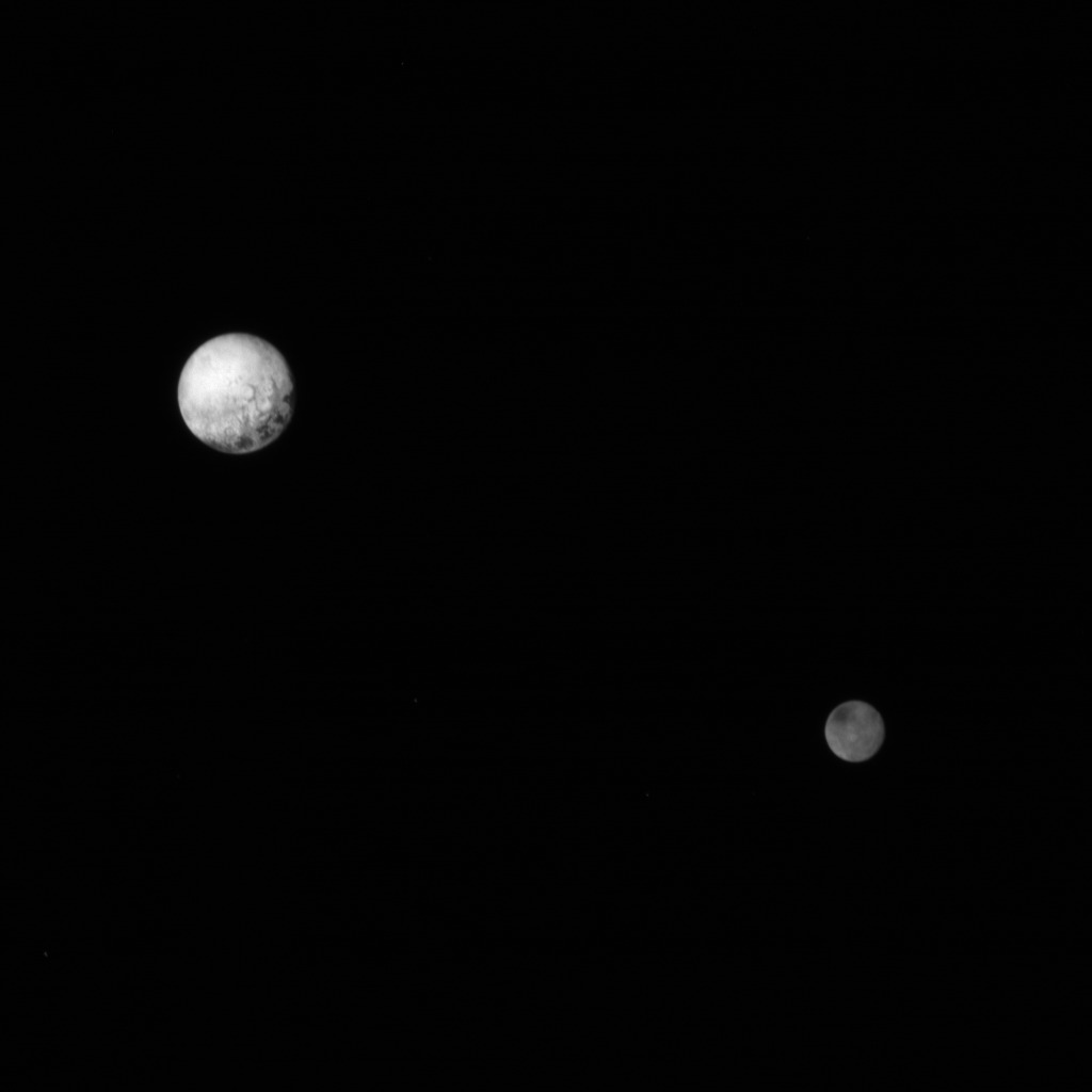 Whats Up In The Solar System May 2016 Edition Good News Cruise 451plutosolarsystemdiagramjpg This One Is Of Last That New Horizons Took Showing Pluto And Charon Same Lorri Frame